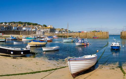 Six-star Cornwall: Here come the Brexit 'staycation' crowds