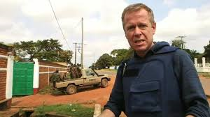 Guest Lecture: Andrew Harding – BBC Johannesburg Correspondent
