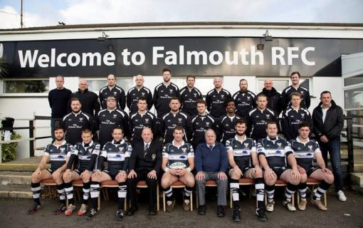 Eagles Soaring – Falmouth Rugby on target for promotion