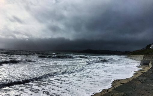 Live blog: Storm warning as Doris hits Cornwall