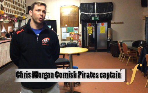 Two More Years  – Cornish Pirates Captain speaks to Truthfal