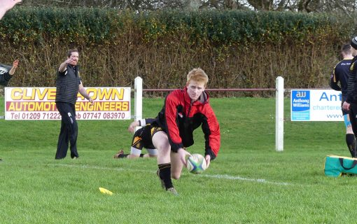 Try Fest! – Cornwall Rugby Under 20s shine in opener