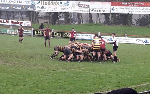 Red Rec Reckoning  – Scrums and set-pieces cost Cornwall