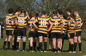 Black and Gold – Under 20s begin Chamionship campaign
