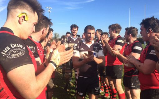 Falmouth Eagles push for title after promotion secured