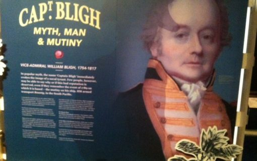 Maritime legend at museum: Blyth has come to Cornwall