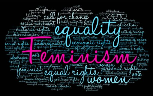 Feminism: How my sister prompted a frustrated midnight message