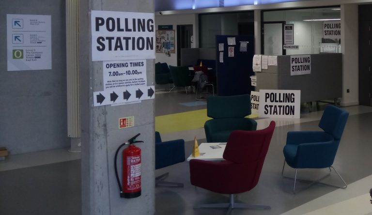 General Election 2017: Voting underway in Falmouth and Truro