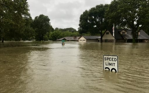 Help for Houston – Cornish relief agency sends tents to Texas