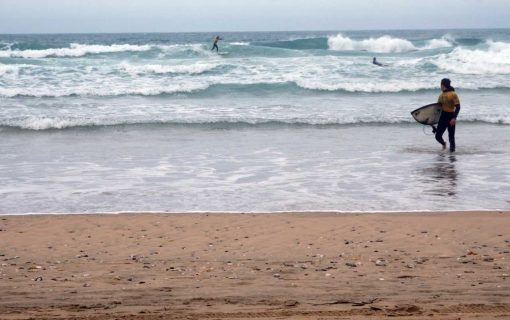 BUCS Surf Championships, Fistral Beach, Newquay: Day One