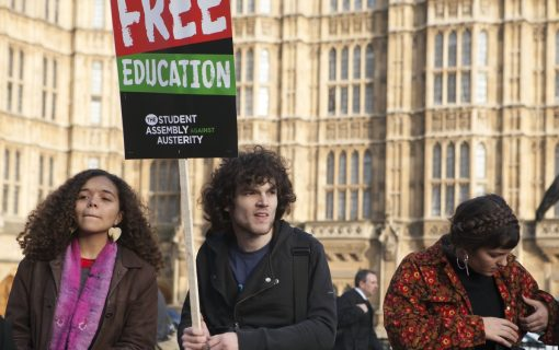 Tuition fees: May's small mercies seem to woo Fal-Ex students
