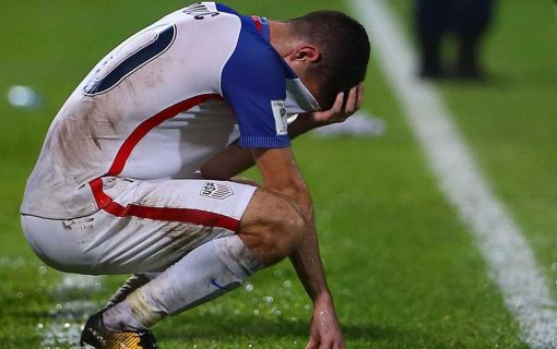 World Cup Roundup: USA falter while Europe's giants shine through