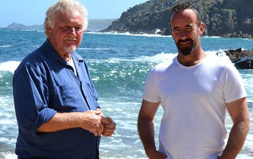 How Harry met Will: The duo reviving Cornish history