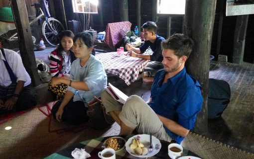 Exeter Masters Student Raises Awareness About Myanmar Crisis