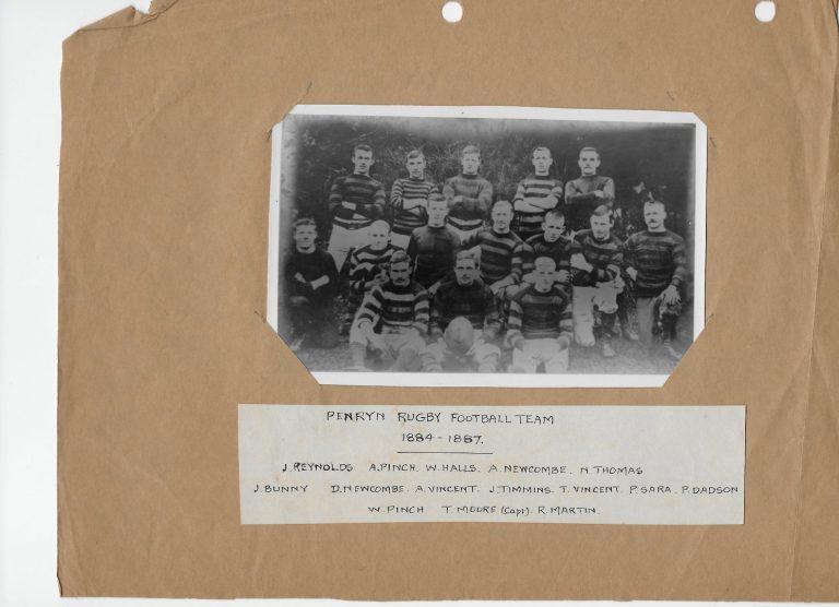 Penryn Rugby embrace Cornish language