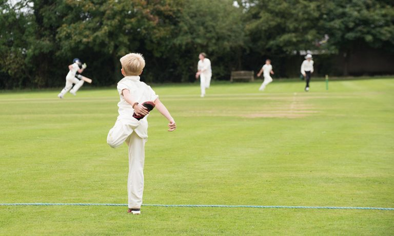 Do kids still want to play cricket?