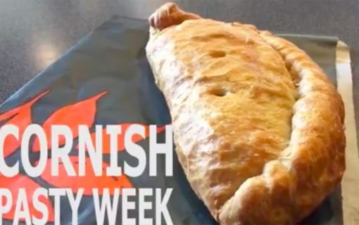 Oggy Oggy Oggy! Cornish Pasty Week takes its message to London