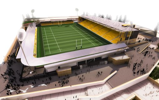 Life of a corporate sports fan- Stadium for Cornwall's hospitality opportunities