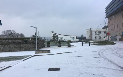 Weather watch: Read how the snow drama unfolded on Feb 28, 2018