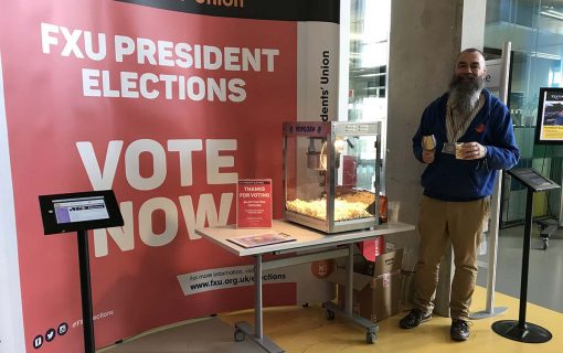 FXU Elections 2018: Candidates make their final pitches