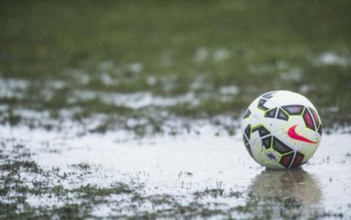 Torrential conditions cause fixture farce