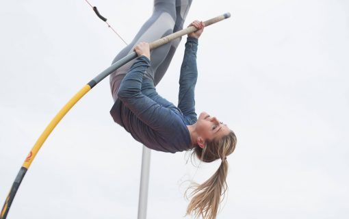 Over the moon: Cornish pole vaulter Caudery heads to Gold Coast