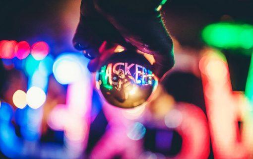 Inside Masked Ball: DJs, debauchery and a 24-hour dance-floor