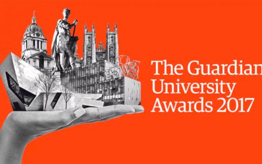 Falmouth University hoping for consecutive wins in Guardian University awards