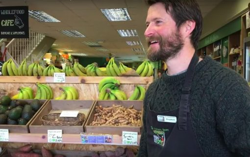 Un-rap: New shop unwraps Falmouth's plastic-free economy
