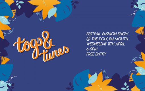 Togs and Tunes: a festival themed fashion show