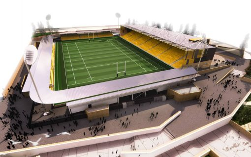 Fans joyous after Stadium for Cornwall is given £3m funding
