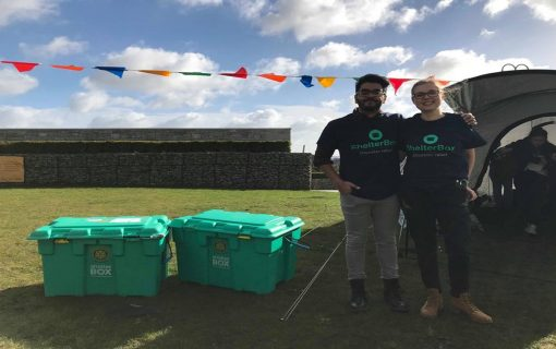 Shelterbox Cornish fun run: Rally4Shelterbox 2018!