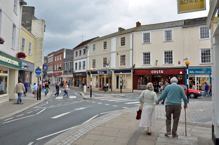 Safer town scheme set to secure Falmouth and five others