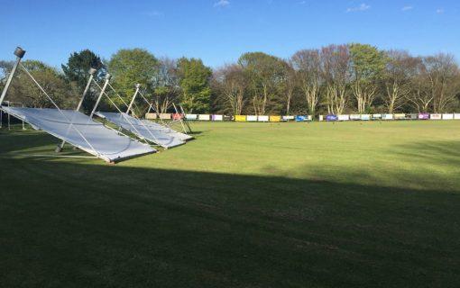 Falmouth Cricket Club has false start to season
