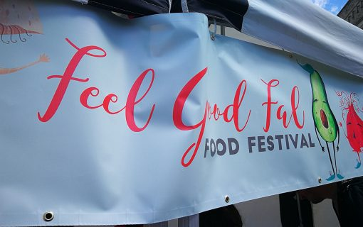 Feel Good Fal Food Festival Success