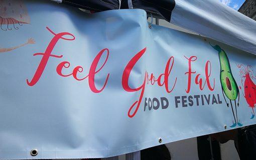 Feel Good Fal Food Festival Success