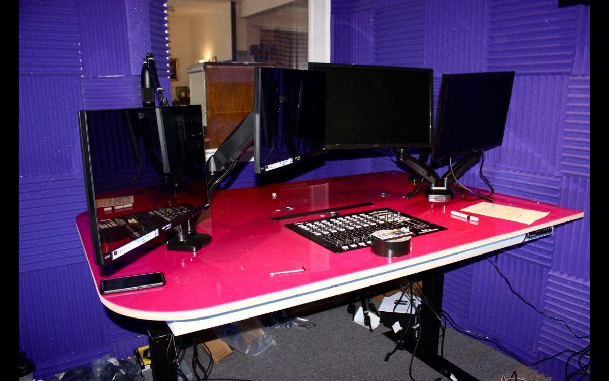 CHAOS Creates Radio Studio for Local Community