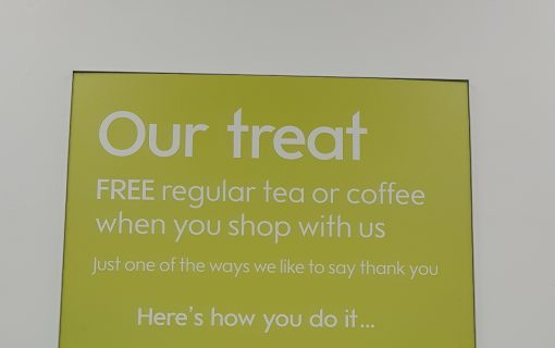 Waitrose to stop using disposable cups for free coffee