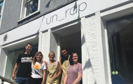 Un_Rap: Falmouth's new plastic-free shop