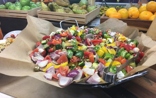 Who knew? Healthy living week at Falmouth University