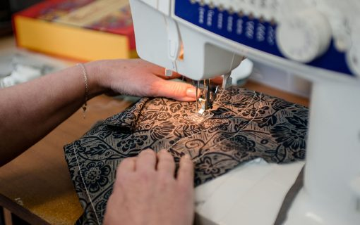 TeX: a project weaving textiles, people and the environment