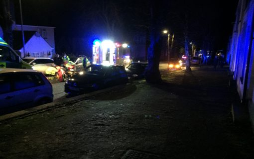 Breaking news: Man hit by car in Falmouth