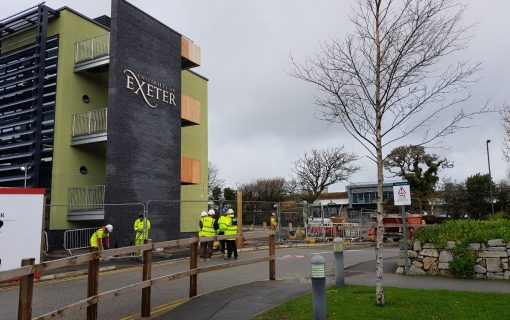 Penryn Campus four year expansion plan nearing completion