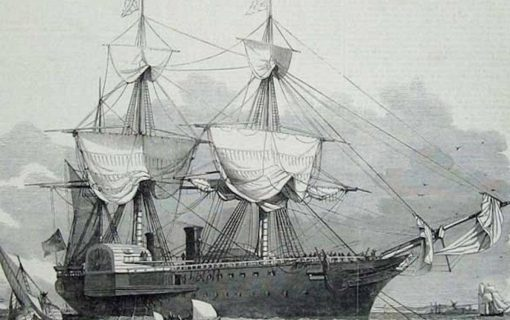 The Life and Times of Falmouth's Famous Figurehead