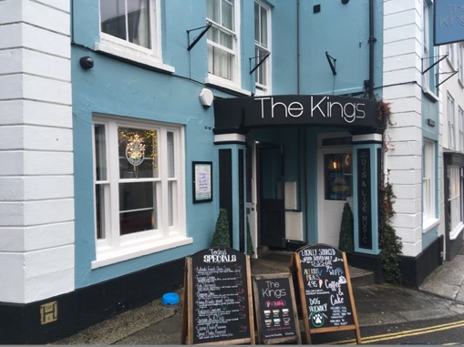 Tensions grow as Falmouth Pub has licence extended