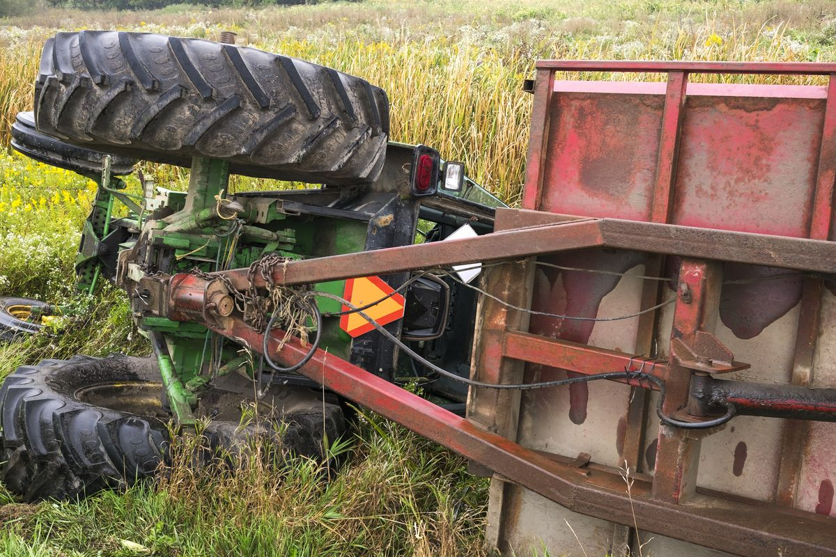 Dangers and risks for farmers in the South West