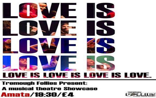 Love Is Love: A Showcase