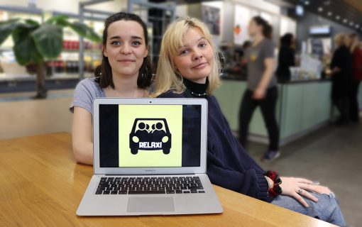 Relaxi: Student-run taxi service hopes to take Cornwall by storm