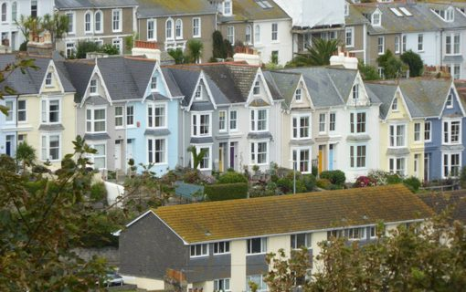 Statistics show near 5% rise in Cornish house prices