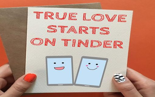 To Tinder or not to Tinder this Valentine's Day?